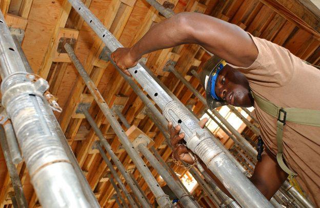 Adjustable Steel Columns | All Islands Home Inspections