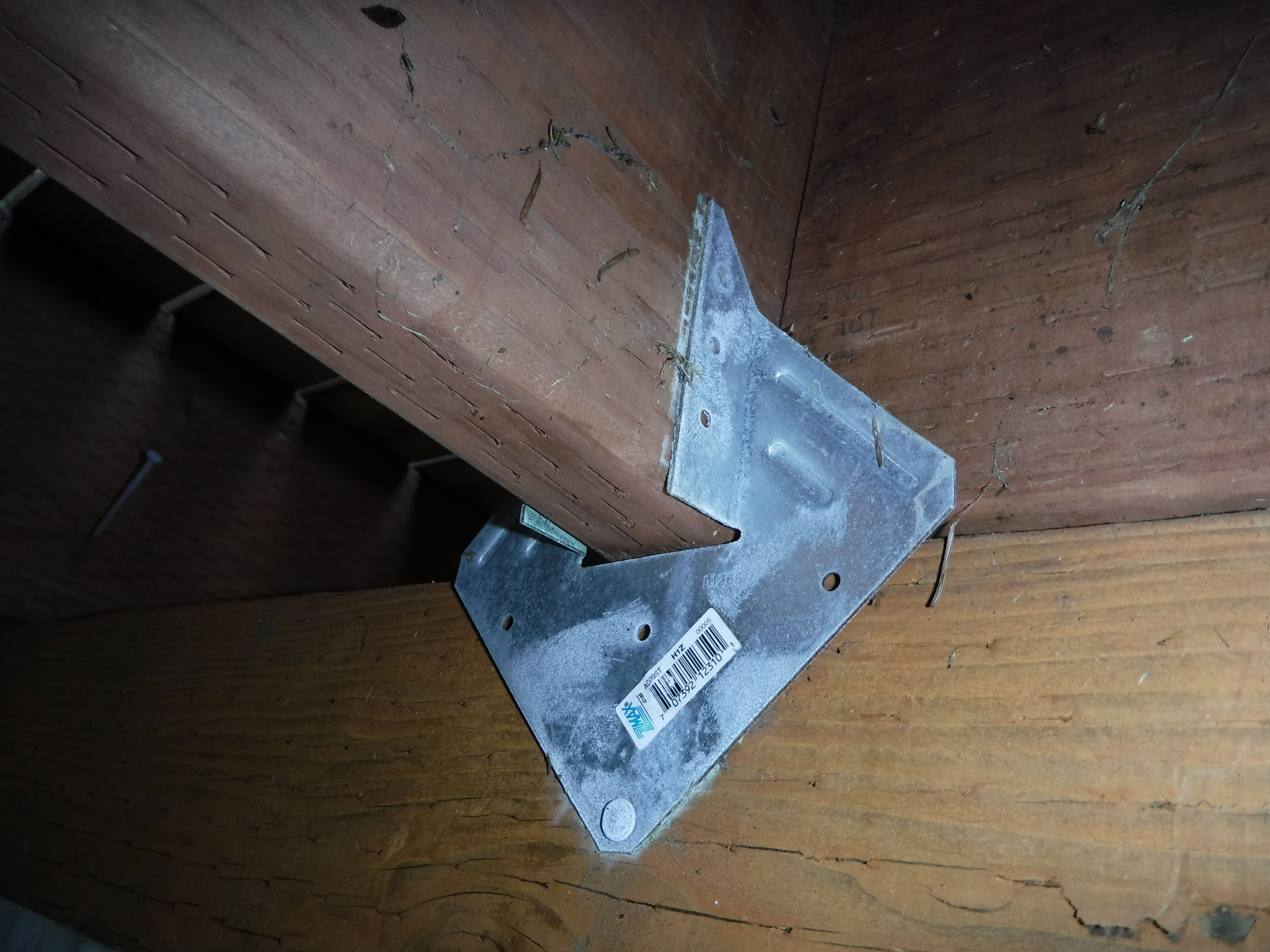 Safety All Islands Home Inspections Page 2 To Identify Zinsco Gte Sylvaniazinsco Electrical Panels Circuit Its Too Common Find Metal Deck Joist Hardware That Isnt Fully Fastened Or Nailed How Much Extra Effort Does It Take Pound In A Few More Nails
